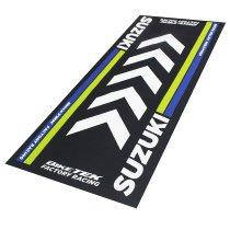 Motorcycle carpet, Suzuki, 190 x 80 cm