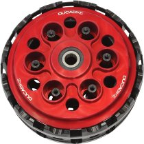 Ducabike Slipper clutch, 6 springs, special edition, red - Ducati