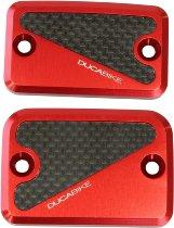 Ducabike Ausgleichsbehälterdeckel, eckig - Ducati Hypermotard 796, Monster
