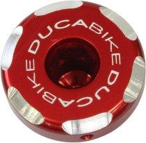 Ducabike Öleinfüllschraube - Ducati Hypermotard 796 / 821 / 939 / 950, Diavel `11-19