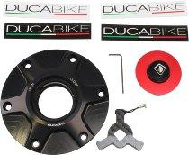 Ducabike Tankdeckel - Ducati Multistrada 950 / 1200 / Enduro / S / Pikes Peak