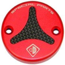 Ducabike Ausgleichsbehälterdeckel - Ducati Hypermotard 821, Monster
