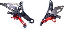 Ducabike Fußrastenanlage - Ducati Monster 821 / 1200