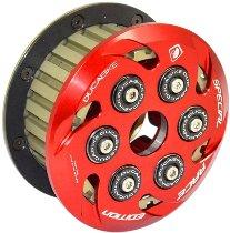Ducabike Slipper clutch, Ergal, 6 springs, red - Ducati Panigale 899...