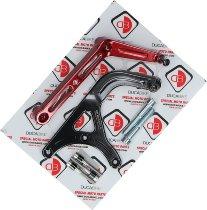 Ducabike Haltersatz Lenkungsdämpfer - Ducati Multistrada 1200 `15-18