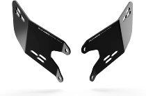 Ducabike Heel guard, black - Ducati 950 Hypermotard