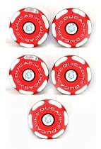Ducabike Rahmenschützer-Set - Ducati 748 / 916 / 996 / 998