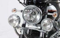 Hepco & Becker Twinlight kit, Chrome - Moto Guzzi Nevada 750 Anniversario 2010->