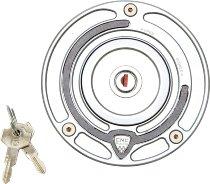 CNC Racing Ducati couvercle de réservoir Key Block Diavel Titan
