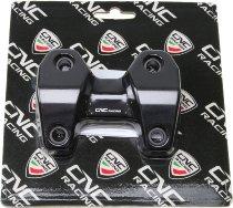 CNC Racing Ducati Riser-Adapter, Monster 1200, schwarz