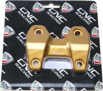 CNC Racing Ducati Riser-Adapter, Monster 1200, gold