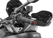 CNC Racing Lenkerenden Handschützer Abstandshalter - Ducati Multistrada