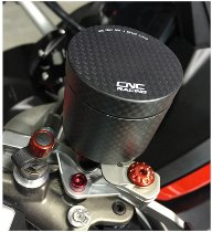 CNC Racing depósito del liq. Frenos 25ml Ducati - carbon mate
