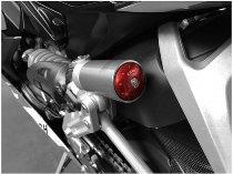 CNC Racing Abdeckung Federbein rot, Ducati