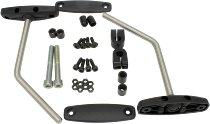 MRA fitting kit HKS-D for naked bike fairing screens