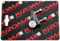 Rizoma Mirror adapter Aero Dynamic, black - Yamaha YZF R1