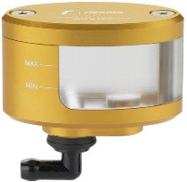 Rizoma expansion tank NEXT, gold - with viewing window
