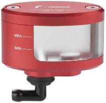 Rizoma Ausgleichsbehälter NEXT, rot - mit Sichtfenster