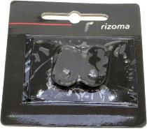 Rizoma Blinker Adapter, schwarz