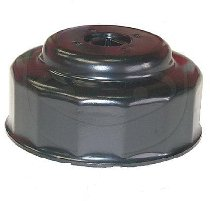 Oil filter wrench Guzzi from 1100ccm, 14 Corners