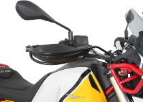 Hepco & Becker handguard set, Black - Moto Guzzi V 85 TT 2019->