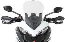 Hepco & Becker handguard set, Black - Ducati Multistrada 1260 Enduro 2019->