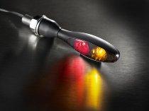 Kellermann Blinker mit Rück-/Bremslicht 3in1 micro 1000 DF Dark schwarz