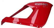 Ducati fairing side panel top right, red - ST2, ST4