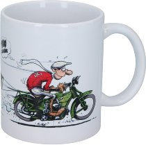 Stein-Dinse cup, Holger Aue, 100 years of Moto Guzzi
