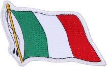 Patch italian flag 100x75mm