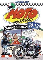Buch Comic Motomania 10-12 von Holger Aue