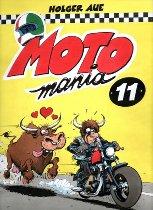 Buch Comic Motomania 11 von Holger Aue
