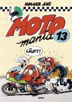 Buch Comic Motomania Band 13 von Holger Aue