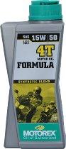 Motorex Engine oil Formula 4T 15W/50 1 liter