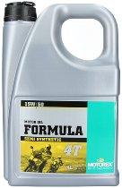 Motorex Engine oil Formula 4T 15W/50 4 liters