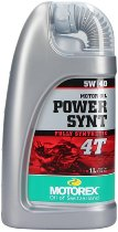 Motorex Engine oil Power-Synth 4T 5W/40 1 liter