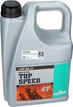 Motorex Engine oil Top Speed 4T 15W/50 4 liters