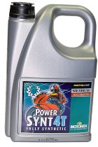 Motorex Engine oil Power-Synth 4T 10W/60 4 liters