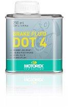 Motorex Brake fluid DOT 4, 250 ml