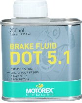 Motorex Brake fluid DOT 5.1, 250 ml