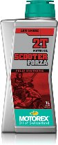 Motorex Engine oil Scooter Forza 2T fully synthetic 1 liter