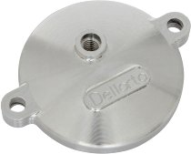 Carburettor cap aluminium CNC silver for Dellorto PHM carburettor