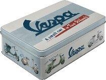 Vespa Storage box ´chart´ 23x16x7cm