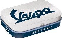 Vespa Pill box ´logo´ 4x6x2cm