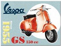 Vespa Magnet ´GS 150 since 1955´ 6 x 8 cm