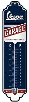 Vespa Thermometer ´garage´ 6,50 x 28 cm