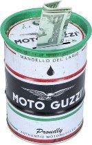 Moto Guzzi, money box oil, 9,30 x 11,70 cm