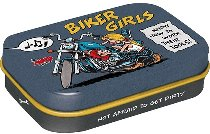 MOTOmania Pillendose - Biker Girls ...