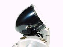 motogadget mst Streamline-Cup, black for 22mm handlebar
