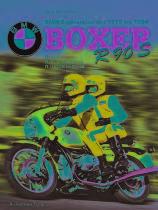 Buch BMW Boxer Volume 4, all airheads with twin shocks 1973 - 1984, author A. Schwietzer